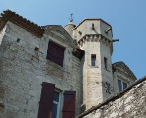 Demeures & Manoirs - Castelnau-Montratier (Castelnau Montratier-Sainte Alauzie) - Le Château (Place Gambetta) -