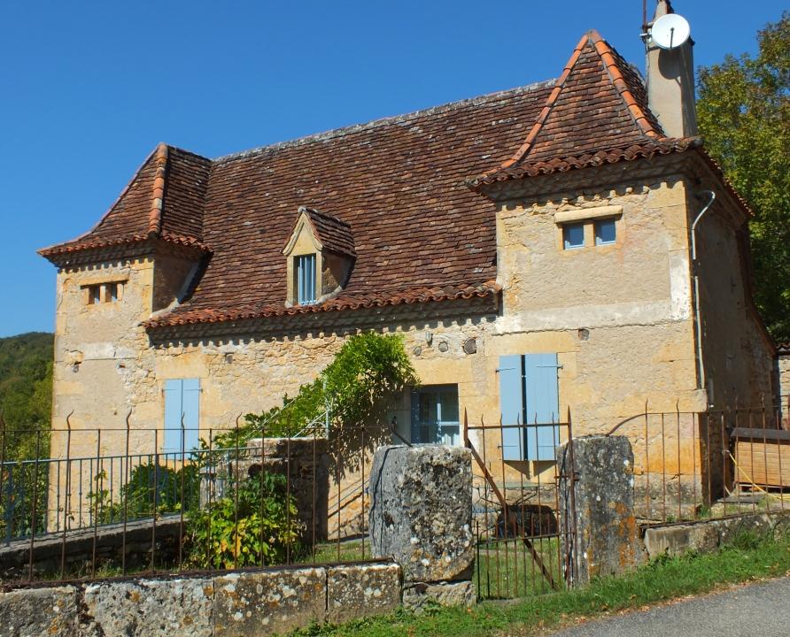 Demeures & Manoirs - Corn - Belles demeures (Laparrot) -
