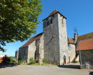 Églises & Abbayes - Soulomès - Église Sainte-Marie-Madeleine (Bourg) -