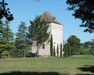 Châteaux & Fortifications - Villesèque - Tour de Trébaïx -
