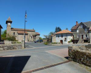 Circuits randonnée pédestre - Calviac (Sousceyrac-en-Quercy) - Circuit les Vieux Chemins d'Auvergne - 20km (bourg de Calviac)