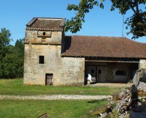Granges & Fermes - Saillac - Belles granges (bourg) -
