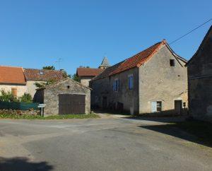 Rues & Ruelles - Saillac - Dans les rues du bourg -
