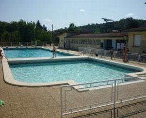 Piscines & Parcs aquatiques - Luzech - Piscine de plein air -