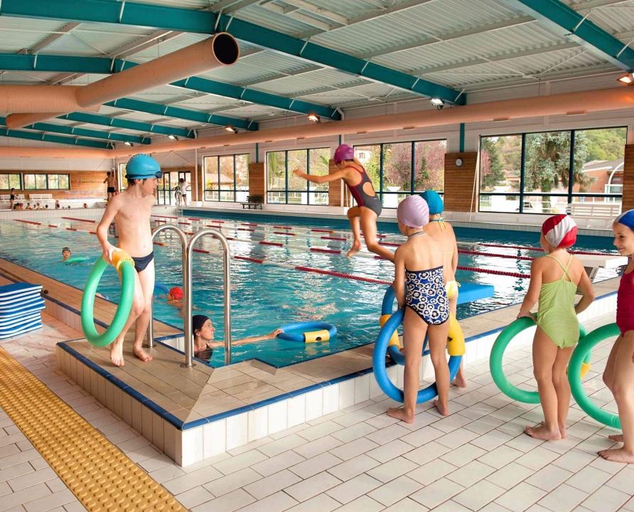 Piscines & Parcs aquatiques - Puy-l'Évêque - Piscine couverte -