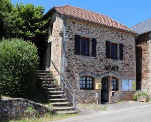 Mairies - Saint-Bressou - Mairie (bourg) -