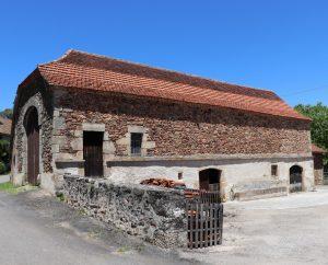Granges & Fermes - Saint-Bressou - Belles granges (bourg) -