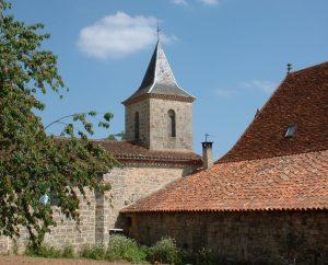 Églises & Abbayes - Saint-Bressou - Église Saint-Martial -