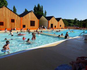 Piscines & Parcs aquatiques - Salviac - Piscine de plein air -