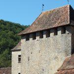 Saint-Martin-de-Vers. L'église Saint-Martin