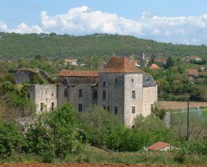 Châteaux & Fortifications - Cadrieu - Château de Cadrieu -