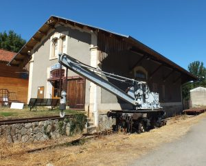 Musées - Cajarc - Musée Ferroviaire (Halle à Marchandise) -