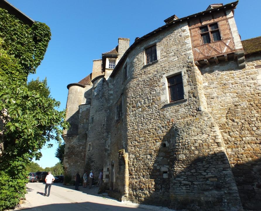 Circuits randonnée pédestre - Carennac - Autour Des Ruines De Taillefer - 13km (bourg de Carennac)
