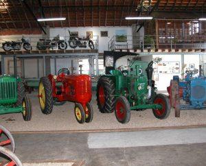 Musées - Cazals - Musée des vieilles mécaniques -