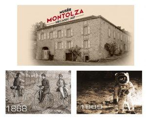 Musées - Cazals - Musée Montolza - Mecanic Art -
