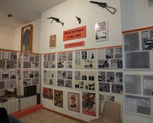 Musées - Figeac - Musée de la Résistance et de la Déportation (Rue Émile Zola) -