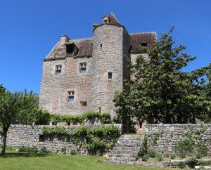 Châteaux & Fortifications - Ginouillac - Château de Ginouillac (Bourg) -