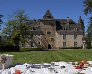 Châteaux & Fortifications - Lacave - Château de la Treyne -