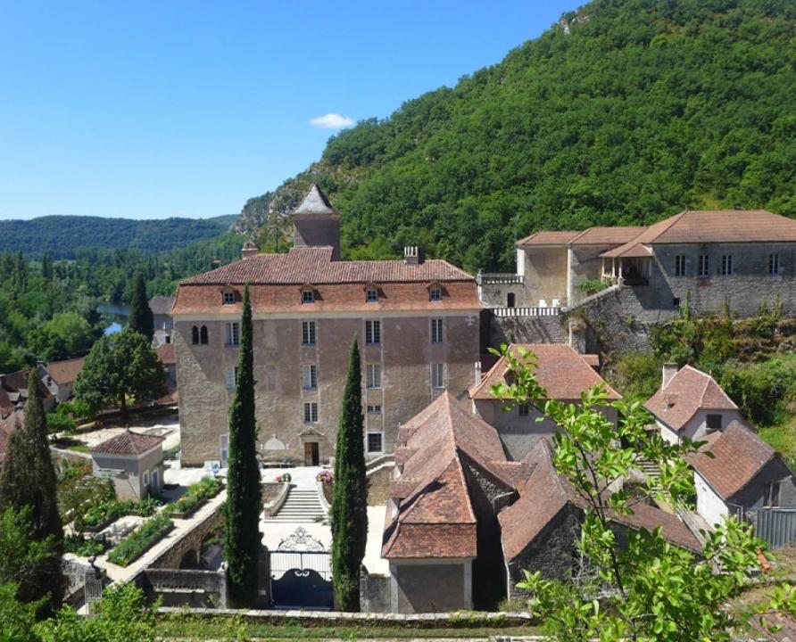 Châteaux & Fortifications - Larnagol - Château de Lanargol -