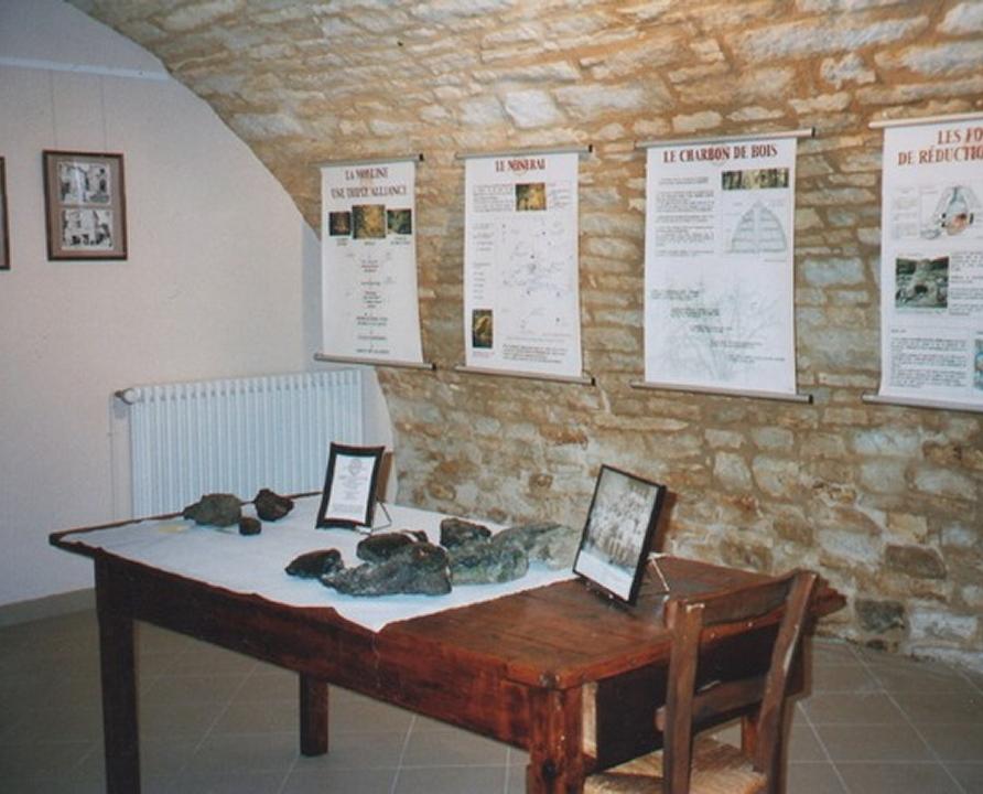 Musées - Lherm - Le Petit Musée du Fer -