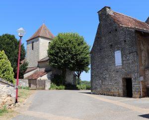 Circuits randonnée pédestre - Montamel - Circuit des Deux Fontaines - 10km (Rue de Montamel)