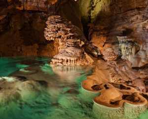 Grottes & Gouffres - Padirac - Le gouffre de Padirac -