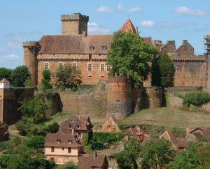 Châteaux & Fortifications - Prudhomat - Château de Castelnau-Bretenoux -