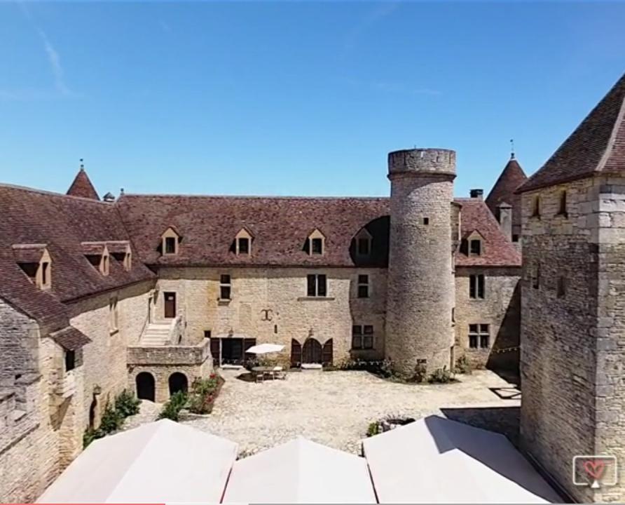 Châteaux & Fortifications - Saint-Clair - Château de Pech-Rigal -
