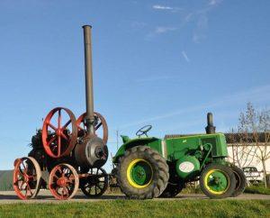 Musées - Salviac - Musée agricole et de l'automobile -