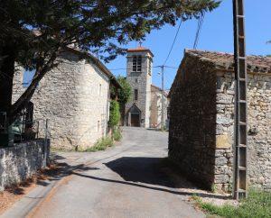 Circuits randonnée pédestre - Trespoux-Rassiels - Circuit de Blay - 13km (Trespoux)