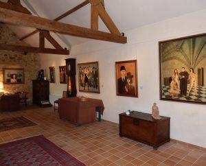 Musées - Le Vigan - Musée Henri Giron (Les Prades) -