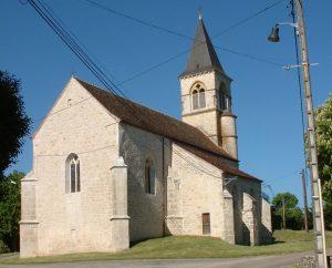 Églises & Abbayes - Labastide-Murat (Cœur de Causse) - Église Saint-Jean-Baptiste (Goudou) -