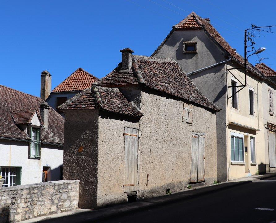 Demeures & Manoirs - Labastide-Murat (Cœur de Causse) - Belles demeures (bourg) -