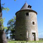 Labastide-Murat. Le moulin à vent de Murat