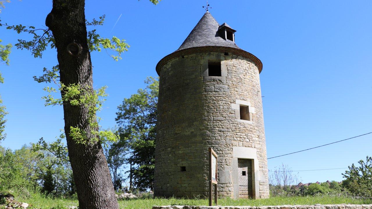 Moulin de Murat à Labastide-Murat
