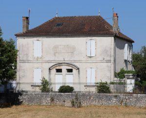 École - Le Bastit - Ancienne école communale (bourg) -