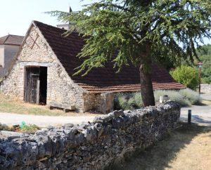 Granges & Fermes - Le Bastit - Belles granges (bourg) -