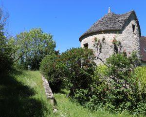 Pigeonniers & Colombiers - Beaumat (Cœur de Causse) - Le pigeonnier des Granges -