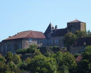Châteaux & Fortifications - Béduer - Château de Béduer (bourg) -