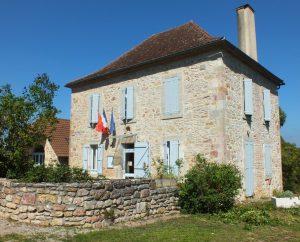 Mairies - Béduer - Mairie (bourg) -