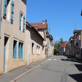 LOT'refois - Photo 2015 - Livernon - Rue Principale