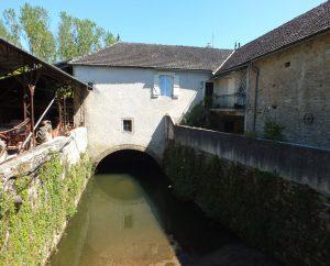 Moulin à eau - Béduer - Moulin à eau de Béduer -