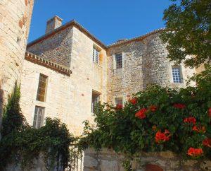 Châteaux & Fortifications - Le Boulvé (Porte-du-Quercy) - Château du Boulvé (bourg) -