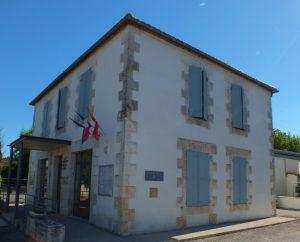 Mairies - Le Boulvé (Porte-du-Quercy) - Mairie (bourg) -