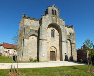 Églises & Abbayes - Le Bourg - Église Saint-Saturnin (bourg) -