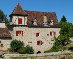 Moulin à eau - Le Bourg - Moulin à eau (bourg) -