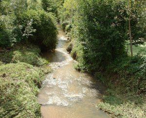 Rivières & Ruisseaux - Le Bourg - Le Francès (bourg) -