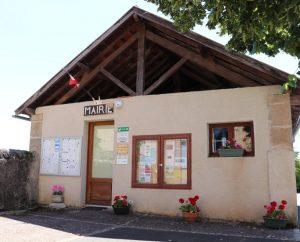 Mairies - Le Bouyssou - Mairie (bourg) -