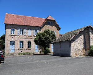 École - Le Bouyssou - École (bourg) -