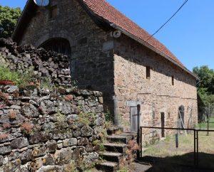 Granges & Fermes - Le Bouyssou - Belles granges (bourg) -
